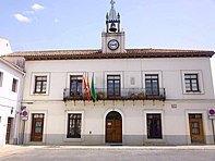 Ayuntamiento en la localidad de Villaviciosa de Odón